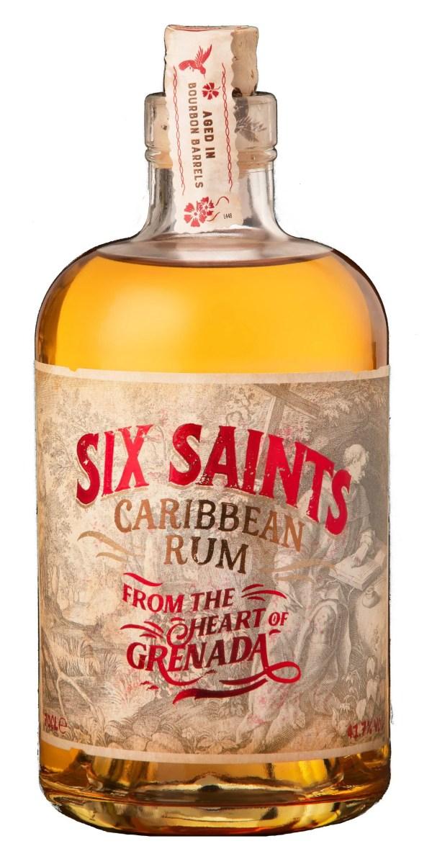 Six Saints Rum grenada caribbean
