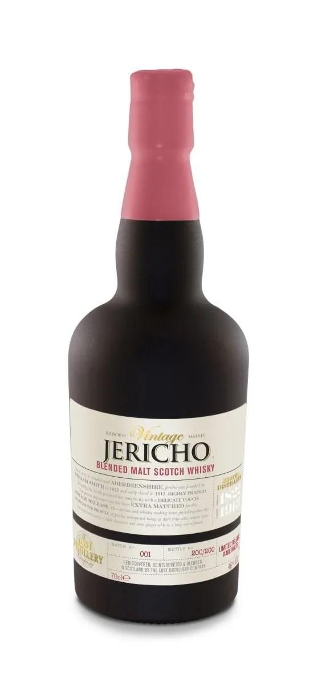 Jericho vintage selection highland whisky malt lost distillery