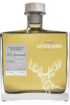 Ainneamh Braes of Glenlivet 21 single malt cask strength