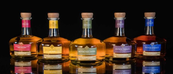 Rum & Cane Merchants regional rums