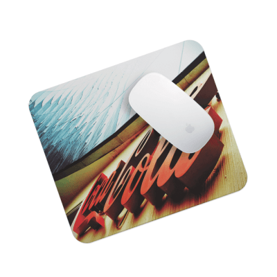 It's A Coke Day (Mouse Pad) - © 2016 Darren Bowen Photography