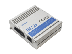 TRB255 – Gateway 4G/LTE (Cat M1), NB-IoT, 2G Ethernet, RS232/485/422, DIO y GPS