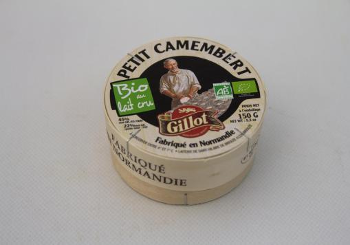 Camembert Gillot, 150 g
