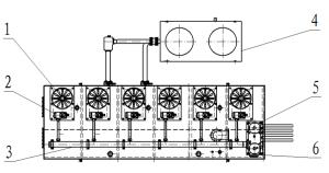 Ч.3. Комплексная программа модернизации паровоздушных молотов в полностью гидравлические от компании Anyang forging Press Machinery Industry Co., Ltd (Китай).