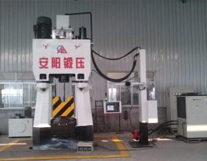 CNC Полностью гидравлический кузнечный молот (C92K)