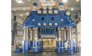 Новый 60 000-тонный гидравлический ковочный пресс Weber Metals