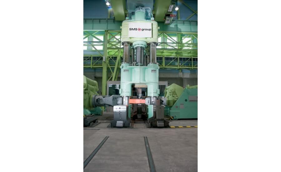 Daye Special Steel заказывает гидравлический ковочный пресс