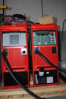 Наплавочная машина FRONIUS TPS 7200