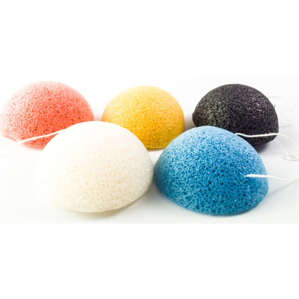 100% Natural Konjac-Sponges