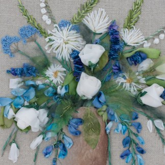 Box of Lessons 13 (Lisianthus & Lavender) complete Kit