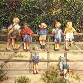 Bottoms Up (Children on the Gate) – the Complete Kit