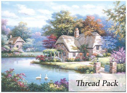 Swan Cottage Threads for Africa thread pack