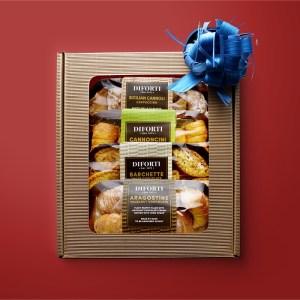 Italian pastries bundle
