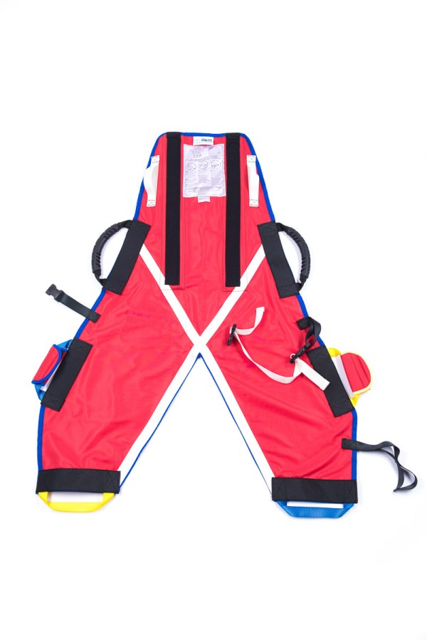 ProMove hoist sling with head support for disabled children and young adults