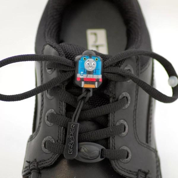 Thomas the Tank Engine shoe laces