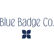 Blue Badge Company brand logo