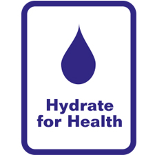 Hydrate for Health brand logo