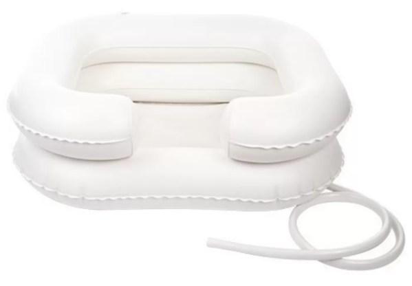 inflatable head basin