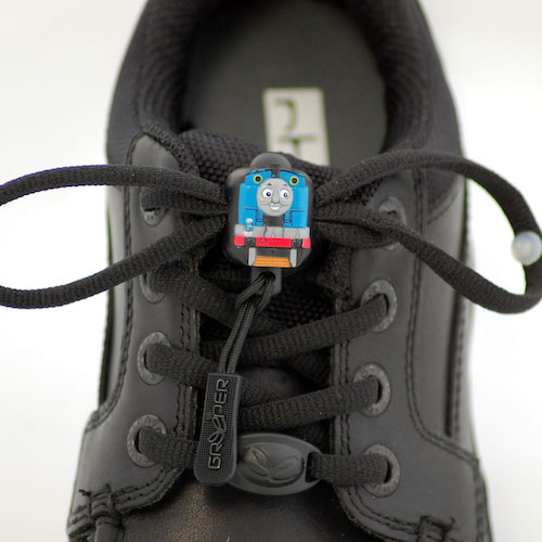 Greeper Thomas the Tank Engine shoelaces