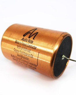 Audionote Copper Foil in Oil Caps
