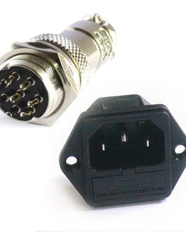 Power Sockets & Plugs