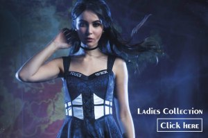 Doctor Who Ladies Dress and Clothing