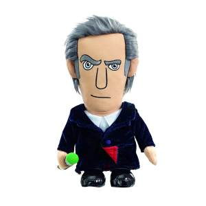 Peter Capaldi Plush Toy