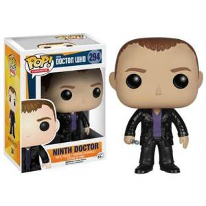 Doctor Who Ninth Doctor Pop! Vinyl Figure