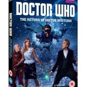 Doctor Who - The Return of Doctor Mysterio Blu Ray
