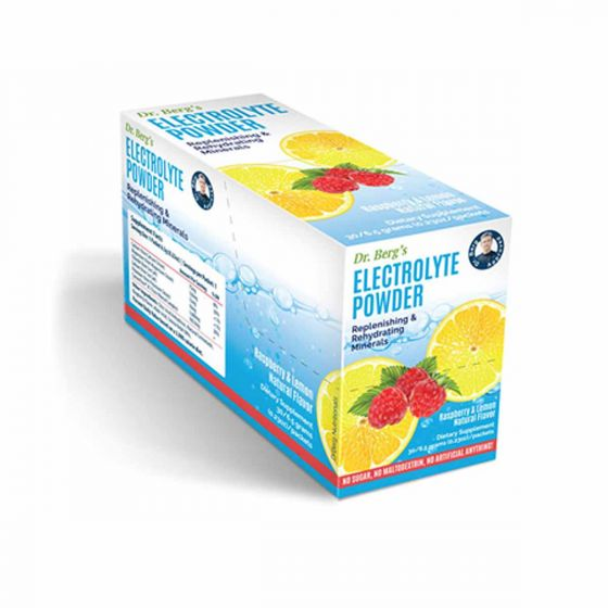 Electrolyte Powder Packets
