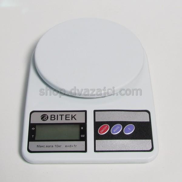 Весы кухонные VITEK SF-400