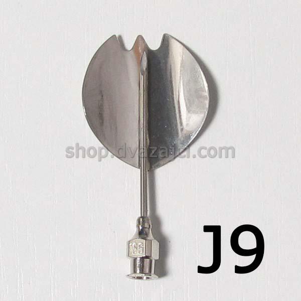 Насадка для желе #J9