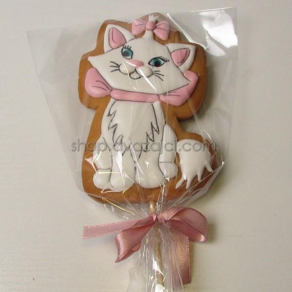 Пряник-топпер Кошка Мэри