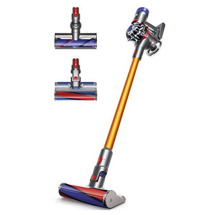 The Dyson V8 Absolute Cord Free Vacuum Cleaner Dyson Shop