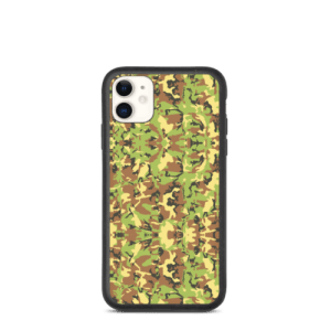 iPhone 11 cover camouflage