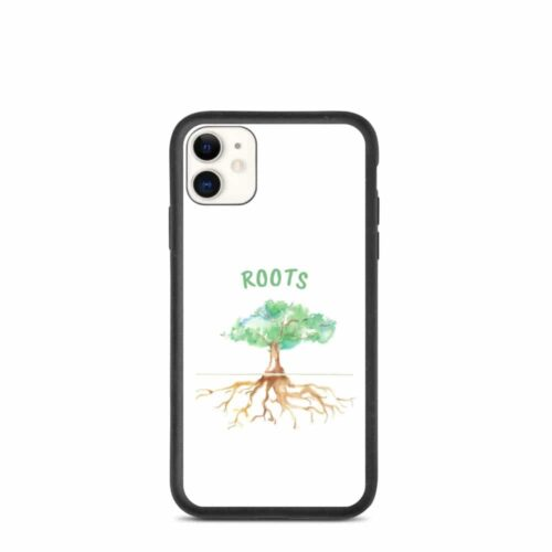 iPhone 11 mobile cover ROOTS