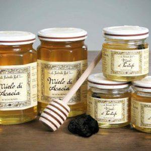 Miele, composte, mostarde