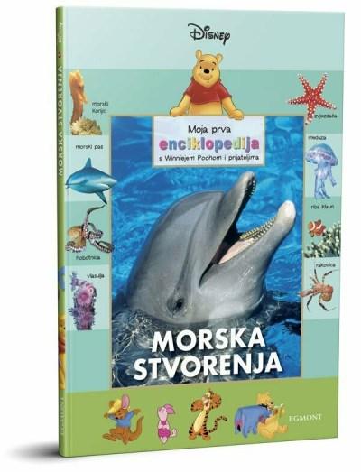 Moja prva enciklopedija - Morska stvorenja