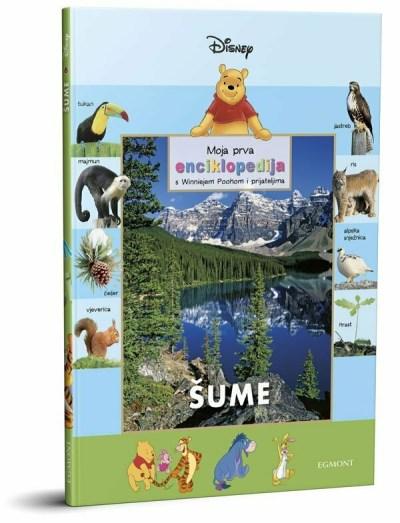 Moja prva enciklopedija s Winniejem Poohom: ŠUME