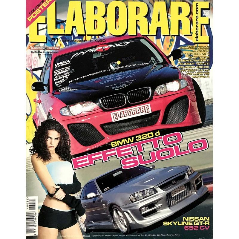 Elaborate No. 81 February 2004