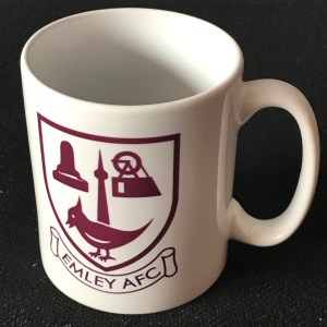 Emley AFC Club Shop - Mug