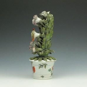 Bow Porcelain Flower Pot c1760-65 (5)