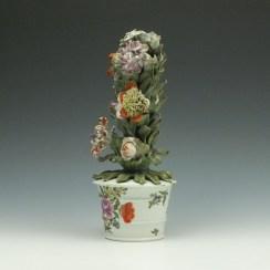 Bow Porcelain Flower Pot c1760-65 (6)
