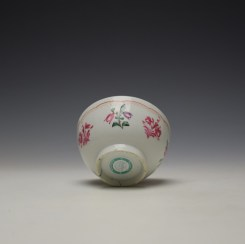Baddeley-Littler Chinese Export Style Teabowl c1780-85 (7)