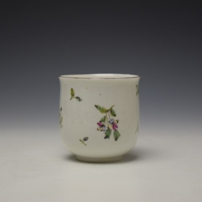 Chelsea Floral Pattern Coffee Cup c1755 (3)