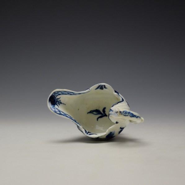 Derby Porcelain Moulded Dolphin Ewer c1770 (7)