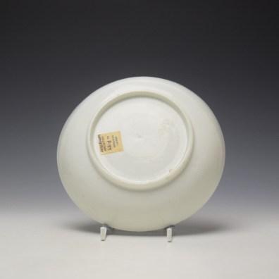 Lowestoft Dragon Pattern Saucer Dish c1770-80 (3)