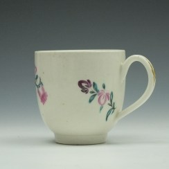 Worcester Polychrome coffee cup c1775 (5)