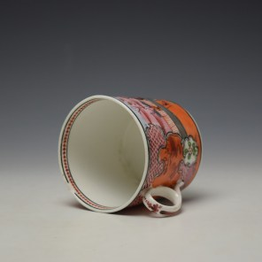 New Hall Boy in the Window Pattern Coffee Can c1800-10 (6)