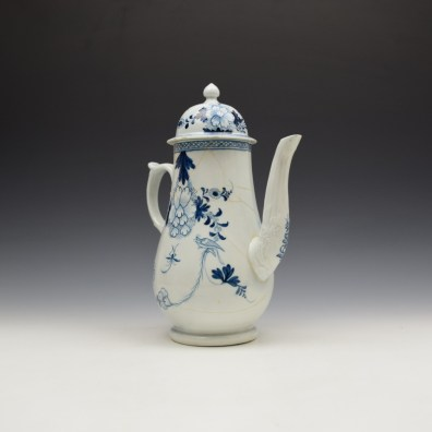Liverpool Philip Christian Liverbird Pattern Coffee pot and Cover C17765-75 (4)